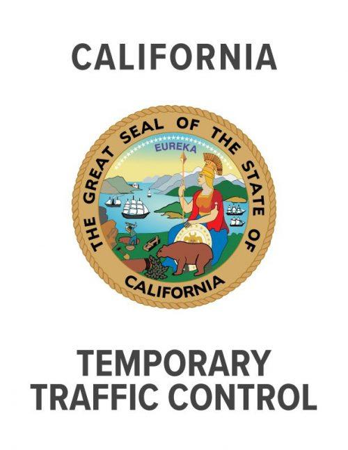 California Temporary Traffic Control Specs