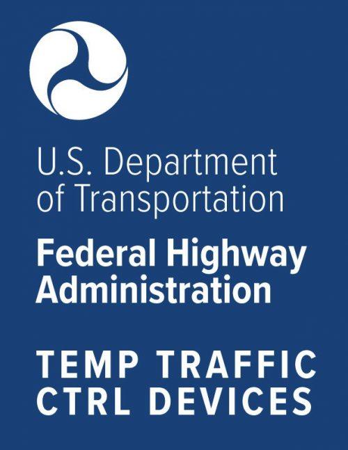Federal Revised Temporary Traffic Control Specs