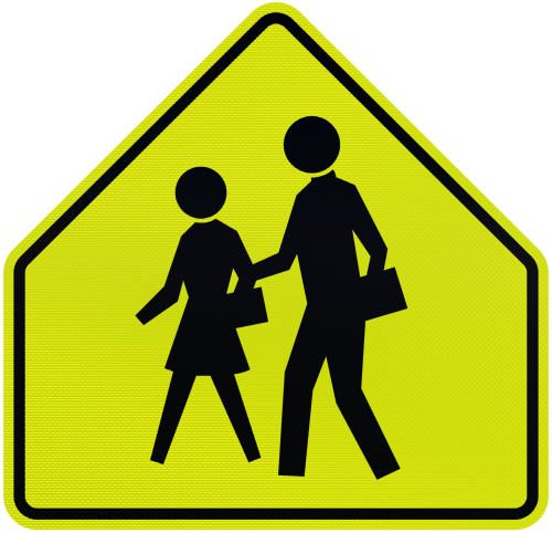 Warning & School